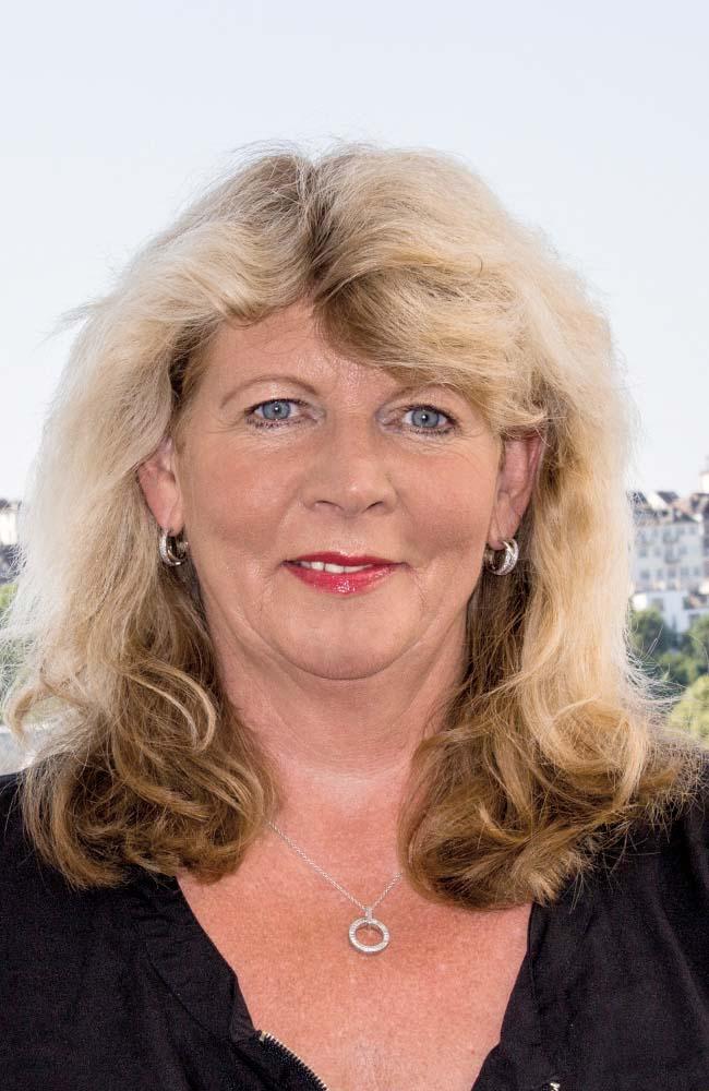 Protrait: Klein Ingrid