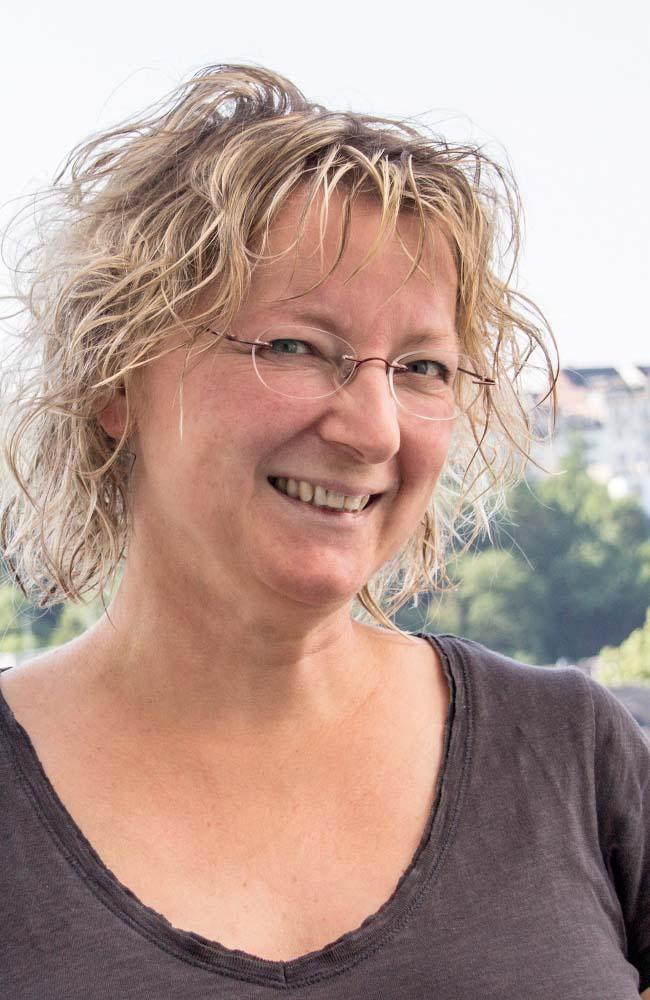 Protrait: Weiß-Brücher Susanne